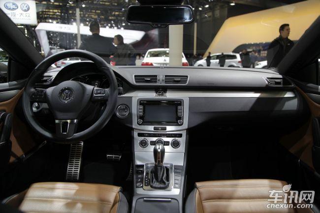 大众cc最大亮点在于全系车型配备了疲劳提醒系统