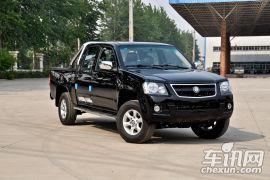 恒天汽车-途腾T2-2.8T柴油商务版