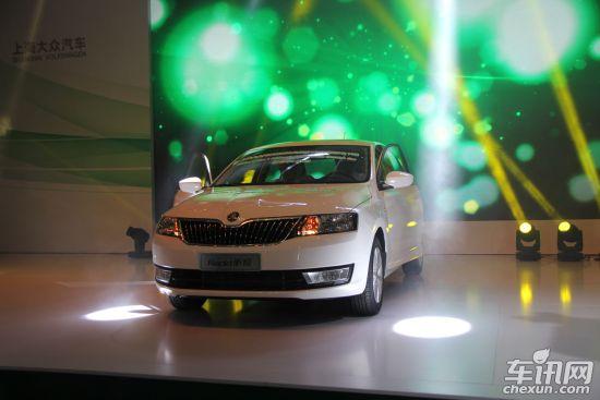 斯柯达第100万辆轿车下线 赠予仪征市政府
