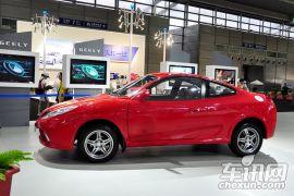 吉利汽车-中国龙