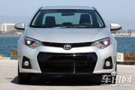一汽丰田-2014款丰田卡罗拉