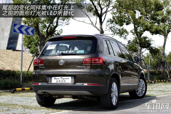 上汽大众全新途观多少钱现车北京最低价