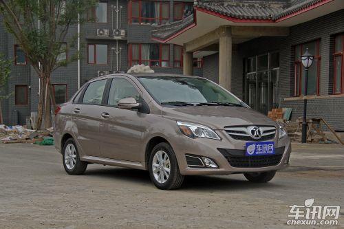 北京汽车 北京汽车E系列