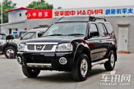 郑州日产-帕拉丁-2.4L 四驱标准型 国V