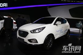 北京现代-ix35 fuel cell
