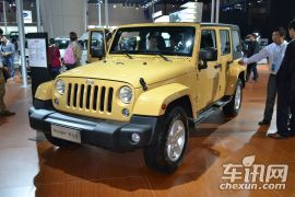 Jeep-牧马人 3.0