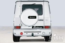 劳伦士-劳伦士G级 G500 五门版