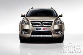 2014款吉利全球鹰GX7