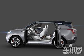 双龙汽车-XLV概念