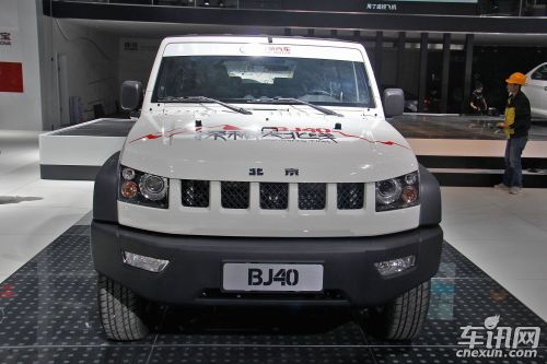 北京汽车 北京汽车BJ40