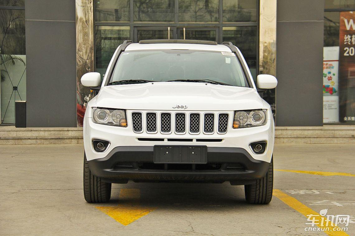 Jeep指南者夏日降价10万倾情让利现车充足