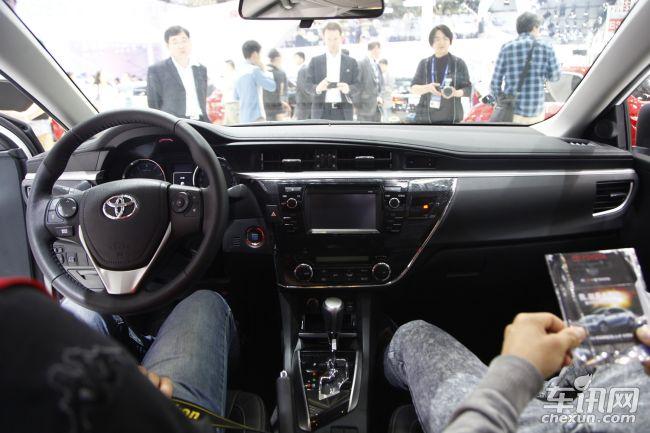 全新一代丰田卡罗拉上市