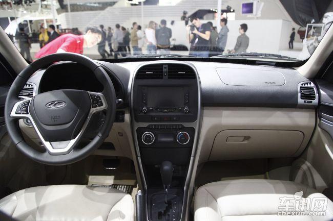 瑞虎3汽车空调工作原理图解