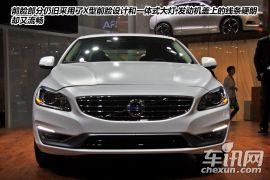 环保先锋 2014北京车展沃尔沃S60L混动版图解