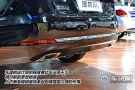 2014北京车展江淮瑞风A6图解 不仅仅是神似