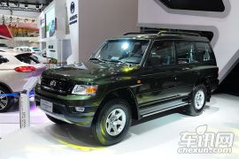 猎豹汽车-猎豹Q6