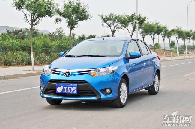 郑州世纪丰田威驰购车最高可优惠1.25万元