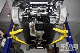 宝马3系320Li 豪华设计套装-底盘结构