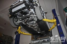 奥迪A4L 35 TFSI 自动舒适型-底盘结构
