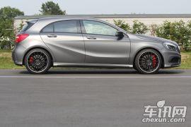 奔驰AMG-奔驰A级AMG A45 2013