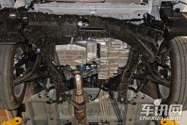 艾力绅2.4L VTi豪华版-底盘结构