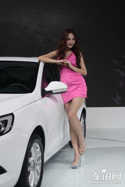 奇瑞汽车2号车模-车展汽车图片-车讯网chexun.com