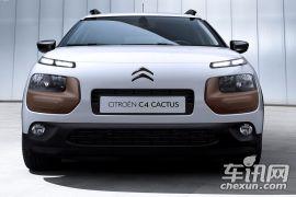 雪铁龙-雪铁龙C4 Cactus 2014