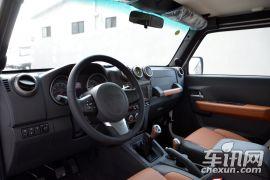 北京汽车-北京40-2.4L 手动拓疆版