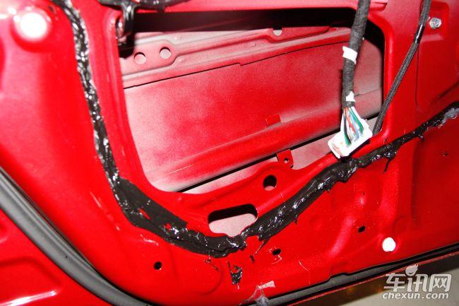 《拆车坊》第29期拆解报告 卡罗拉&昂科塞拉