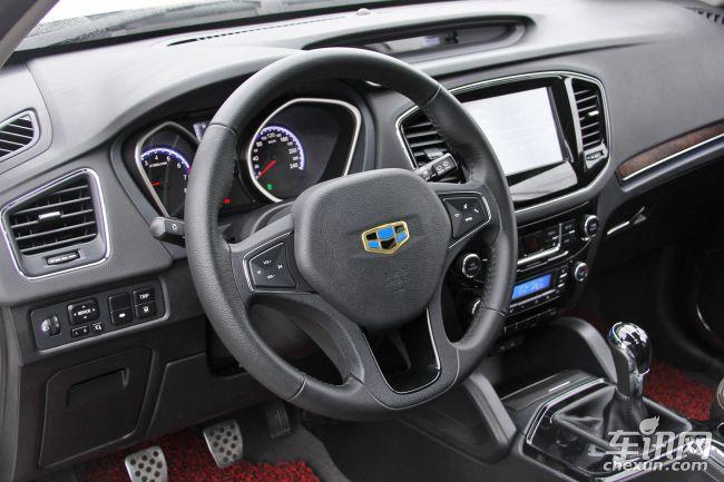 吉利 豪情SUV