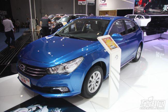 广汽 传祺GA3S·视界