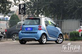 Smart-smart fortwo-1.0T 硬顶城市光波激情版