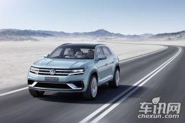 大众-Cross Coupe GTE concept 2015
