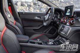 奔驰AMG-奔驰CLA级AMG 2015款 CLA 45 AMG Shooting Brake