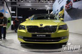 上海大众斯柯达-速派 概念车