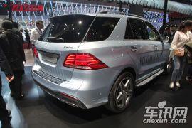奔驰-奔驰GLE 500e 4MATIC