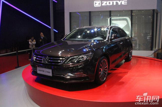 众泰 众泰Z700