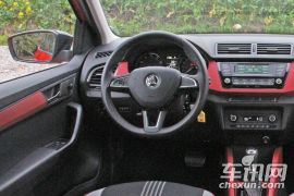 上海大众斯柯达-晶锐-1.6L 自动智行版