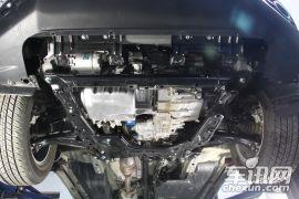 本田CR-V2.0L 两驱都市版-底盘结构