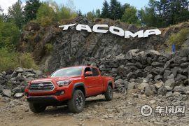 丰田-Tacoma 2016