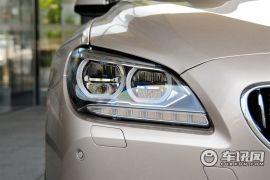 宝马-宝马6系-改款 650i xDrive敞篷轿跑车  ¥199.2