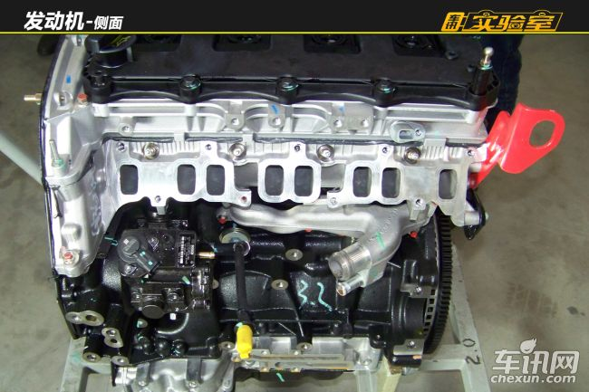 驭胜s350 发动机解读 符合福特技术标准