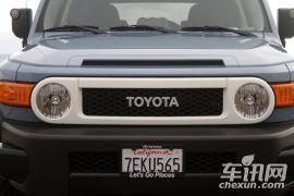 丰田-FJ酷路泽