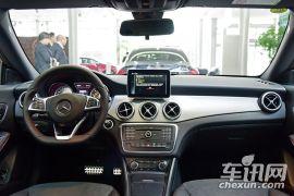奔驰-奔驰CLA级-CLA 220 4MATIC  ¥31.8