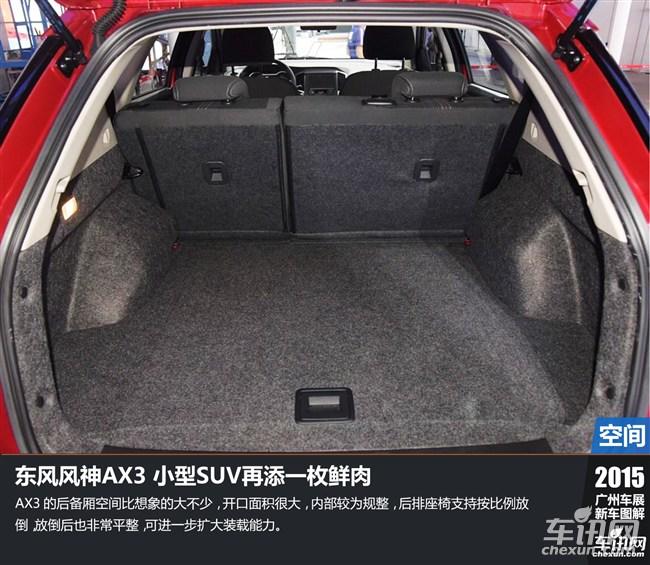 东风风神AX3购车手册 看车讯编辑们如何选