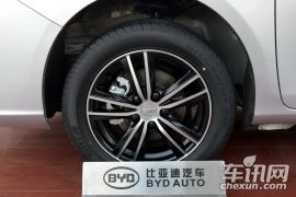 比亚迪-比亚迪速锐-改款 1.5L 手动豪华型