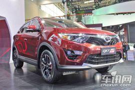 东南汽车-DX7 博朗运动版