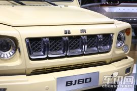 北京汽车-北京汽车BJ80