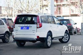 长城汽车-哈弗H5-经典版 2.0T 柴油 手动四驱尊贵型