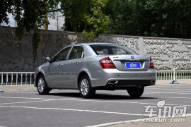 吉利汽车-海景-1.5L 手动精英型